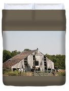 South Of Moberly Duvet Cover