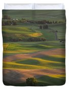 Steptoe Butte 10 Duvet Cover