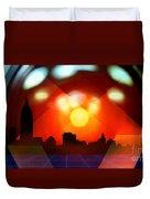 The Omniscient Optics Duvet Cover
