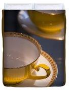 Time For Tea  Duvet Cover