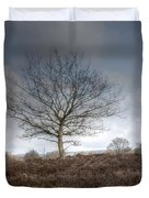 Tree On The Common  Duvet Cover