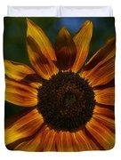 Yellow Sun Flower Duvet Cover