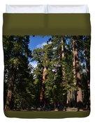 Yosemite Sequia Duvet Cover