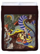 Hawthorne: Tanglewood Duvet Cover