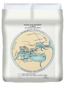 Voyage Of The Argonauts Duvet Cover