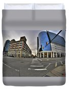 01 Delaware And Chippewa Dec2015 Duvet Cover