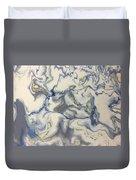 01032017c Duvet Cover by Sonya Wilson