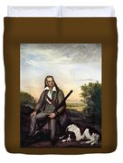 John James Audubon Duvet Cover