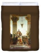 Moreau: King David Duvet Cover