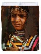 025 Sindh B Duvet Cover