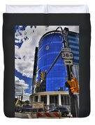 04 W Chipp And Delaware Construction  Duvet Cover