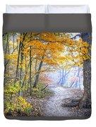 0982 Starved Rock Riverwalk Duvet Cover