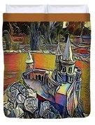 Church - My Www Vikinek-art.com Duvet Cover