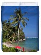 Phuket Thailand Duvet Cover