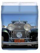 1931 Cadillac Automobile Duvet Cover