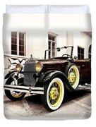 1931 Ford Phaeton Duvet Cover