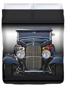 1932 Ford 'traditional' Hot Rod Roadster Duvet Cover