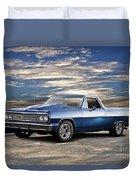 1964 Chevrolet El Camino I Duvet Cover