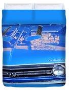 1967 Chevrolet Chevelle Super Sport  Duvet Cover