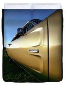 1968 Dodge Charger Hemi Duvet Cover