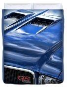 1970 Buick Gs 455  Duvet Cover