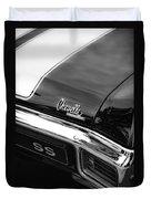 1970 Chevrolet Chevelle Ss 396 Duvet Cover