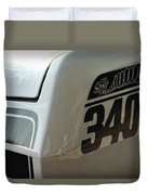 1971 Plymouth Duster 340 Duvet Cover