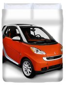 2008 Smart Fortwo City Car Duvet Cover