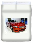 2014 Bmw Z4 Roadster Sdrive35is Duvet Cover