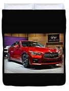 2015 Infiniti Q50 Duvet Cover