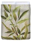 3d Wild Flower Painting Duvet Cover