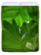 4327 - Leaves Duvet Cover