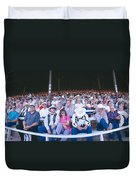 75th Ellensburg Rodeo, Labor Day Duvet Cover