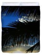 A Tropical Sensation Duvet Cover