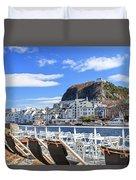 Aalesund City Duvet Cover