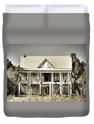 Abandoned Plantation House #1 Duvet Cover