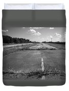 Abandoned Route 66 Duvet Cover