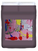 Abstract 10061 Duvet Cover