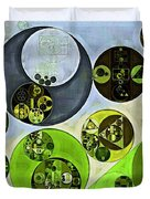 Abstract Painting - Maire Duvet Cover