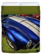 Ac Cobra Duvet Cover