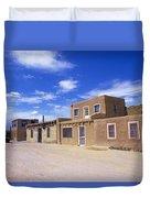 Acoma Pueblo Duvet Cover