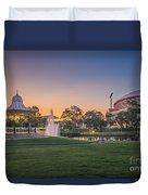 Adelaide Sunset Duvet Cover