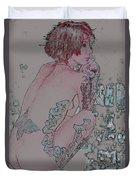 Adeline Duvet Cover