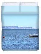 Aegadian Islands - Sicily Duvet Cover