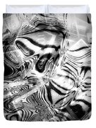 Africa Duvet Cover by Visual Artist Frank Bonilla