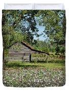 Alabama Cotton Field Duvet Cover