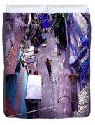 Alley Duvet Cover