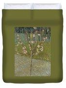 Almond Tree In Blossom Arles, April 1888 Vincent Van Gogh 1853 - 1890 Duvet Cover