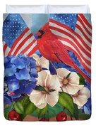 America The Beautiful-jp3210 Duvet Cover