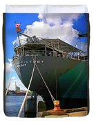 American Victory Duvet Cover